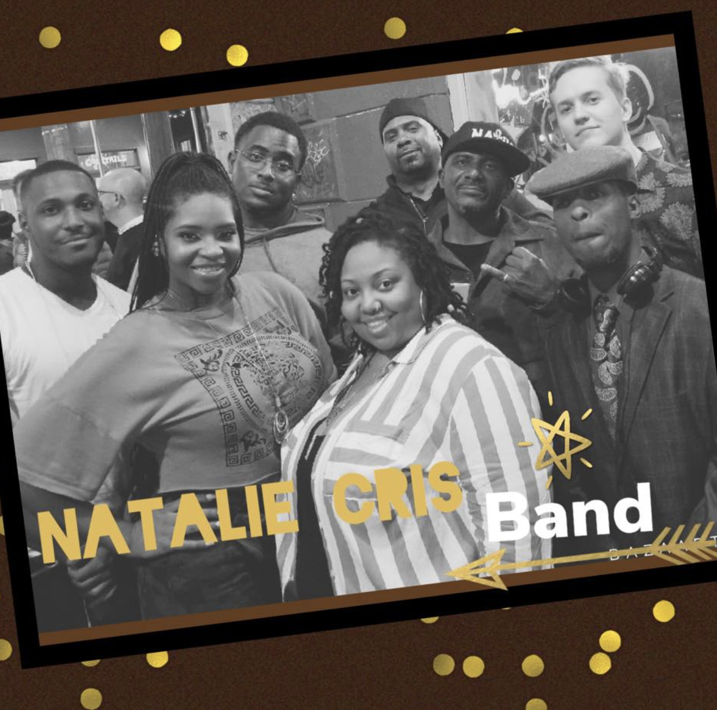 Natalie Cris New Orleans band